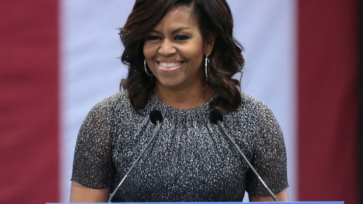 Michelle Obama cierpi na łagodną depresję