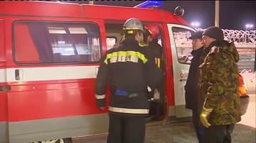 Ratownicy wydobyli ciała wszystkich robotników po pożarze w kopalni na Uralu