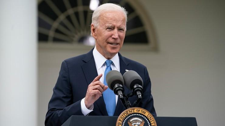 Koronawirus w USA. Biden o rozluźnieniu restrykcji: wielki dzień dla Ameryki