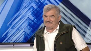 """Leśniczy Kazimierz Nóżka opowiada o filmowaniu zwierząt. """"To nagrania od serca podbudowane strachem"""""""