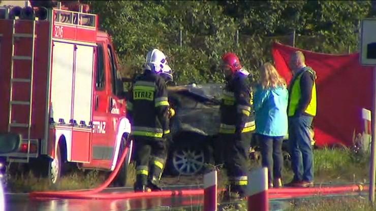 Tragiczny wypadek w Wielkopolsce. Nie żyje 5 osób