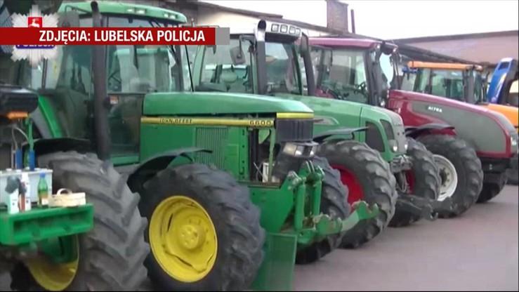 Ukradł 12 traktorów i sprzedał rolnikom. Może spędzić nawet 10 lat w więzieniu