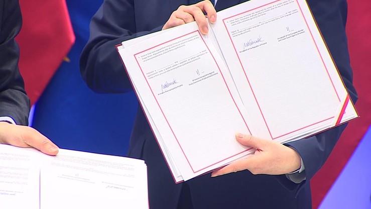 Rząd przyjął projekt ratyfikacji umowy z Frontexem. W Warszawie stanie siedziba agencji