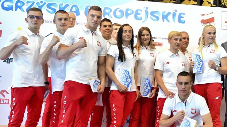 Igrzyska Europejskie: Kadra reprezentacji Polski