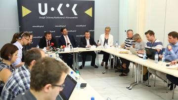 UOKiK stawia zarzuty Gazpromowi. Chodzi o gazociąg Nord Stream 2
