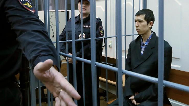 """Domniemany organizator zamachu z Petersburga nie przyznaje się do winy. """"Pomagał nieświadomie"""""""