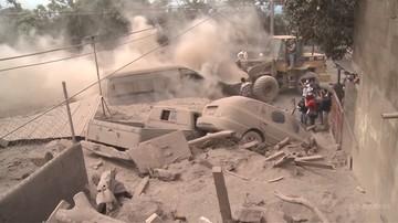 192 osoby uznane za zaginione po wybuchu Wulkanu Ognia