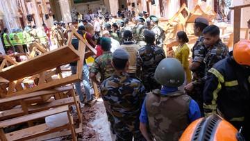 Państwo Islamskie przyznało się do zorganizowania zamachów na Sri Lance