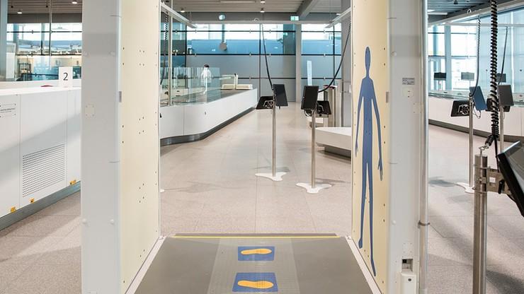 Brytyjskie władze zapowiadają wprowadzenie skanerów 3D na wszystkich głównych lotniskach