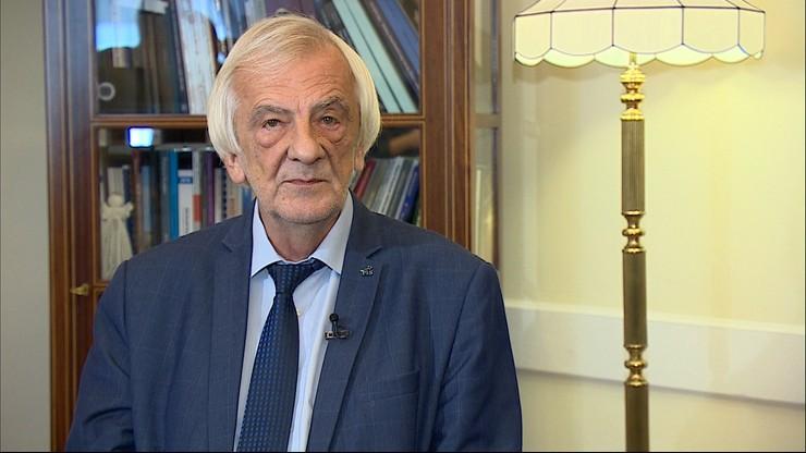 Ryszard Terlecki o zmianie konstytucji: pomysł z kategorii fantastycznych