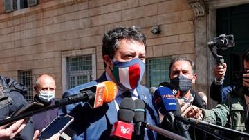 Salvini: z premierami Węgier i Polski opracujemy kartę wartości