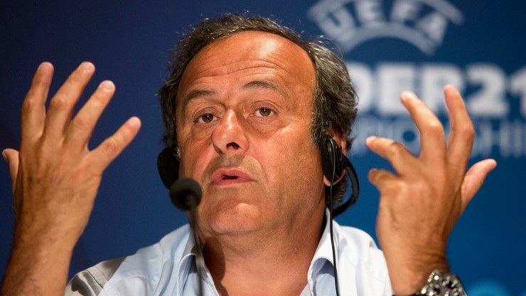 Platini żegna się z UEFA. Trwa obstawianie, kto będzie jego następcą