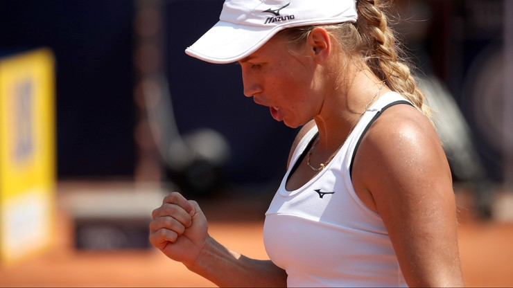 WTA w Norymberdze: Pierwsze zwycięstwo Putincewej