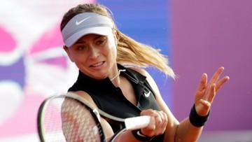 WTA w Belgradzie: Badosa wygrała turniej