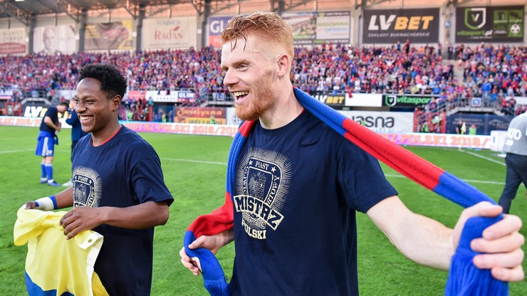 Legia Warszawa wzmocni się piłkarzem mistrza Polski?