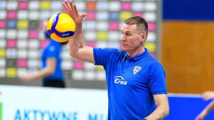 Adam Grabowski zrezygnował z funkcji trenera Enea PTPS Piła. Szkoleniowiec przenosi się do Mielca