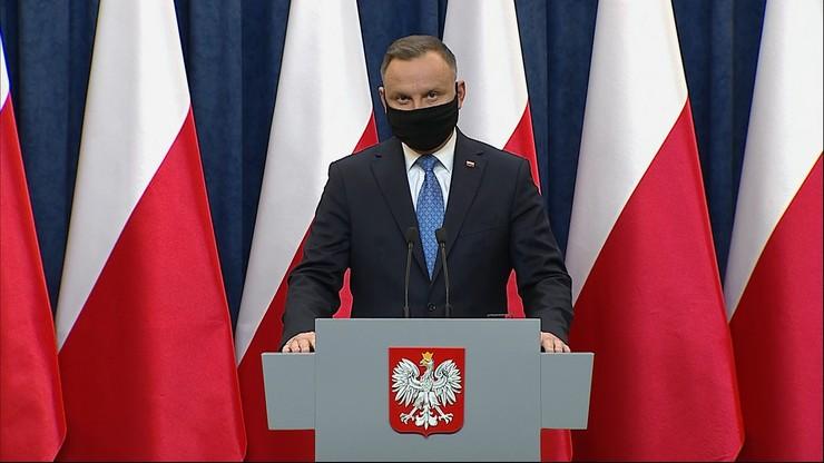 Rada Gabinetowa ws. pandemii. Prezydent: Polacy mogą czuć się bezpiecznie