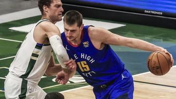 NBA: 50. triple-double Nikoli Jokica. Przegrali osłabieni Los Angeles Lakers