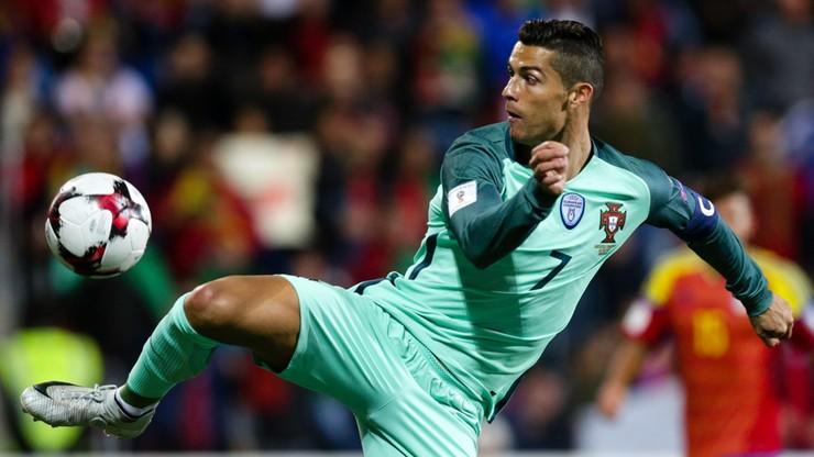 Ronaldo dogonił Lewandowskiego w klasyfikacji strzelców