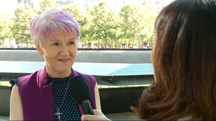 """USA. Leokadia Głogowski pracowała 11 września na 82. piętrze WTC. """"Zastanawiałam się, jak umrę"""""""