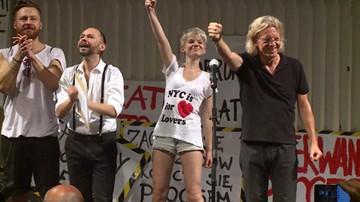 """""""Nie niszczcie teatru"""". Protest artystów Teatru Polskiego we Wrocławiu"""