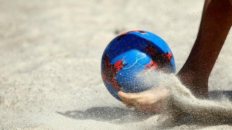 Plan transmisji Superfinału Europejskiej Ligi Beach Soccera!