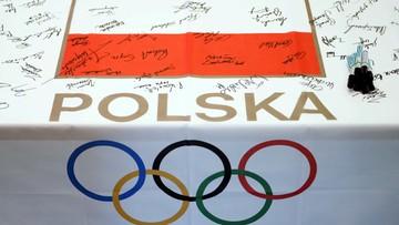 Tokio 2020: Czwarta część polskiej reprezentacji po ślubowaniu