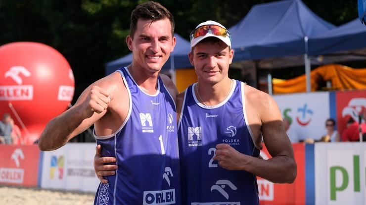 Mikołaj Miszczuk: Gdyby nie jeden turniej, nie grałbym na plaży