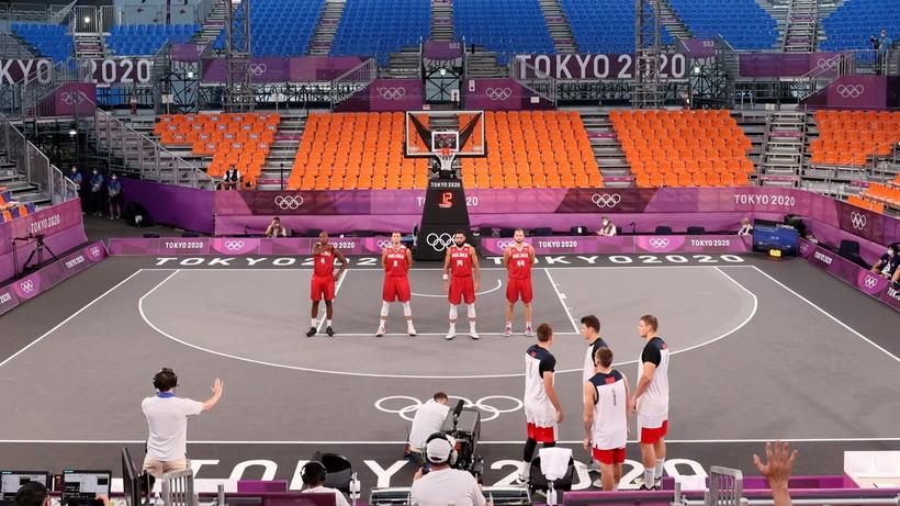 Tokio 2020: Rozczarowani koszykarze skomentowali olimpijski debiut