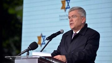 Karczewski: kiedy inne kraje nie były tolerancyjne, naród polski przyjął Żydów