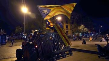 """Puigdemont podpisał deklarację niepodległości """"republiki Katalonii"""""""
