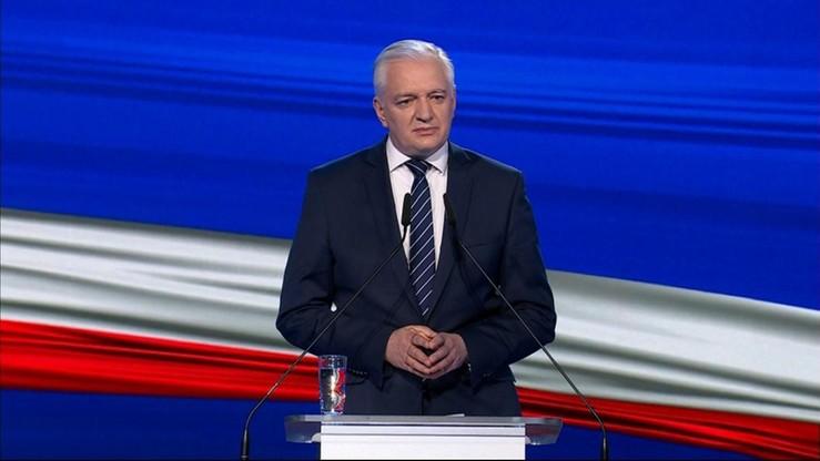 Gowin: rozkładamy czerwony dywan przed polskimi przedsiębiorcami