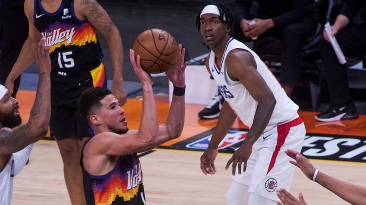 """NBA: Suns górą w otwarciu finału na Zachodzie, Hawks wyeliminowali """"Szóstki"""""""