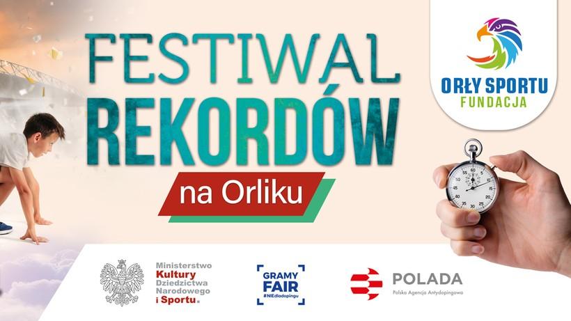 Startuje akcja Festiwal rekordów na Orliku