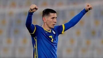 Legia Warszawa pozyskała napastnika z Dinama Zagrzeb