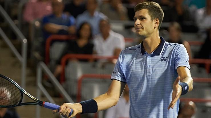 Ranking ATP: Awans Hurkacza i Majchrzaka. Liderem nadal Djokovic