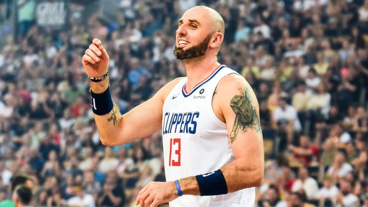 NBA: Skromny dorobek punktowy Gortata. Kolejne zwycięstwo Clippers