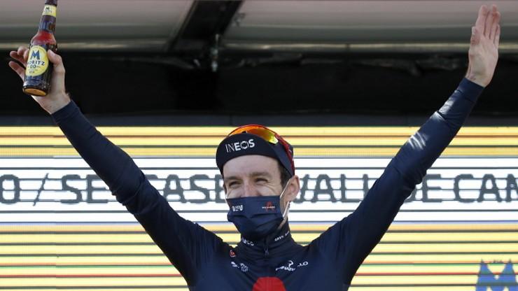Adam Yates wygrał etap i został liderem wyścigu Dookoła Katalonii