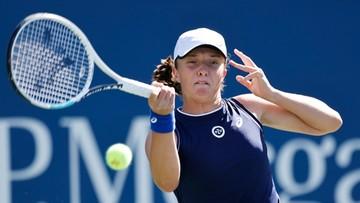 US Open: Świątek w 1/8 finału! (WIDEO)