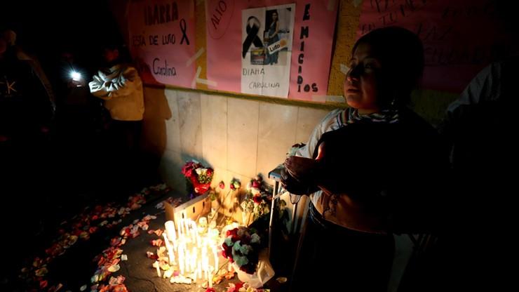 Wybuch agresji wobec Wenezuelczyków w Ekwadorze po zabójstwie kobiety w ciąży