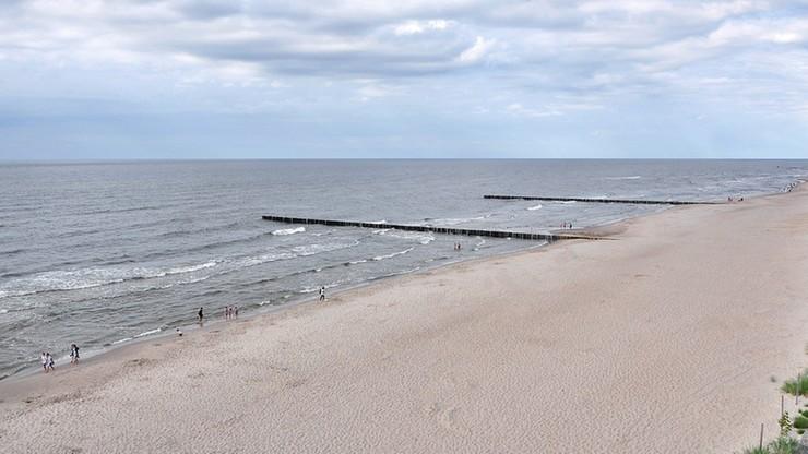 Trzylatek topił się w Bałtyku. Pod wodą był 20 minut, ratownicy prowadzili reanimację