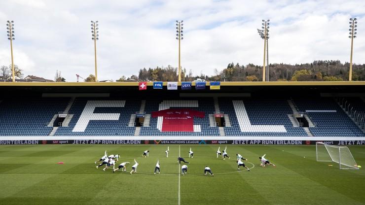Mecz pierwszej dywizji Ligi Narodów odwołany