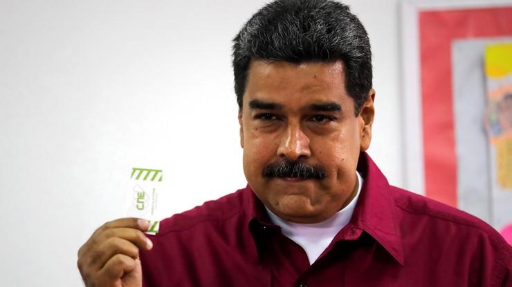 Wybory prezydenckie w Wenezueli. Maduro ubiega się o reelekcję