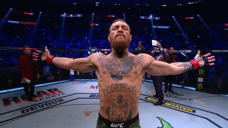 Conor McGregor: Nurmagomedov wygląda jak mały, gruby słoń. Nie byłem zaskoczony, że uciekł