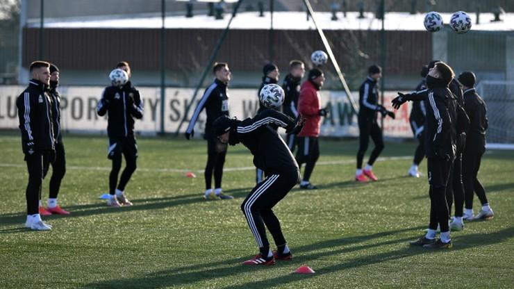 Śląsk Wrocław rozbił serbską drużynę w sparingu