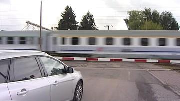 15-latka chciała rzucić się pod pociąg. Uratował ją policjant