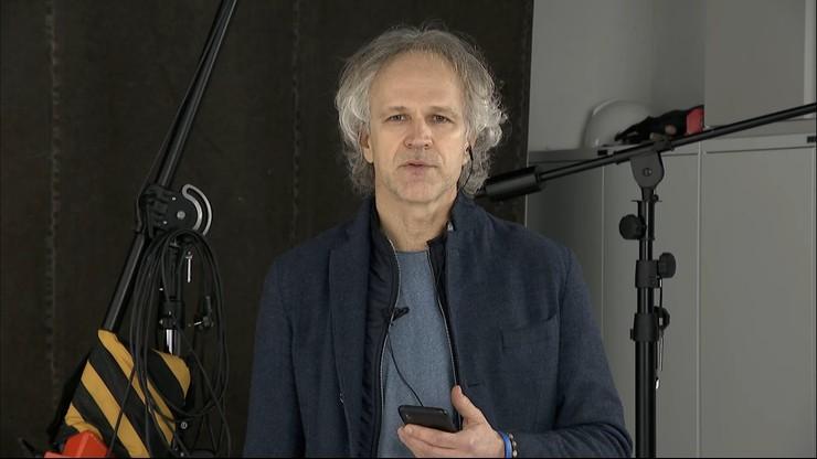 Radosław Pazura o szczepieniu: nie mam poczucia, że kogokolwiek wyparłem z kolejki. Nie żałuję
