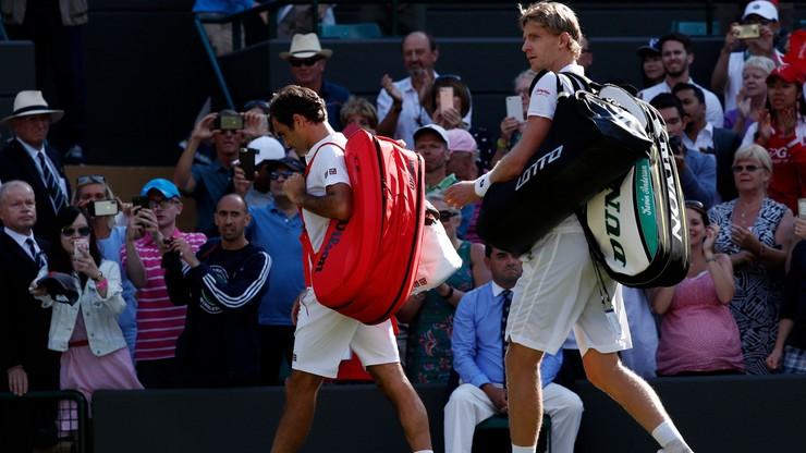 Federer: Powrócę tutaj za rok