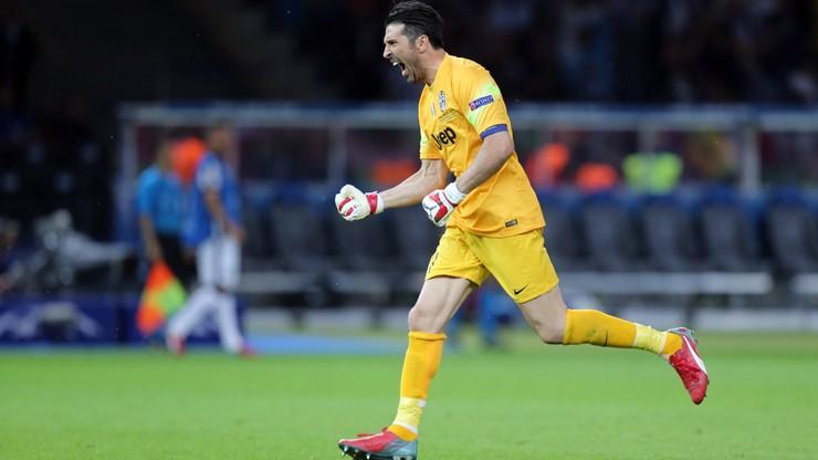 Gianluigi Buffon zdradził, kiedy zakończy karierę
