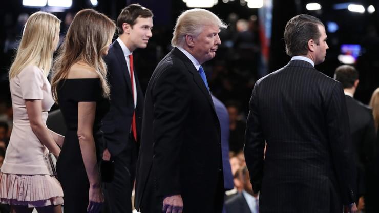 USA: sztab Trumpa tłumaczy go z niepłacenia podatków